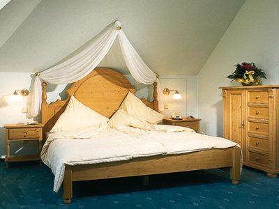 Gästezimmer Doppelbett